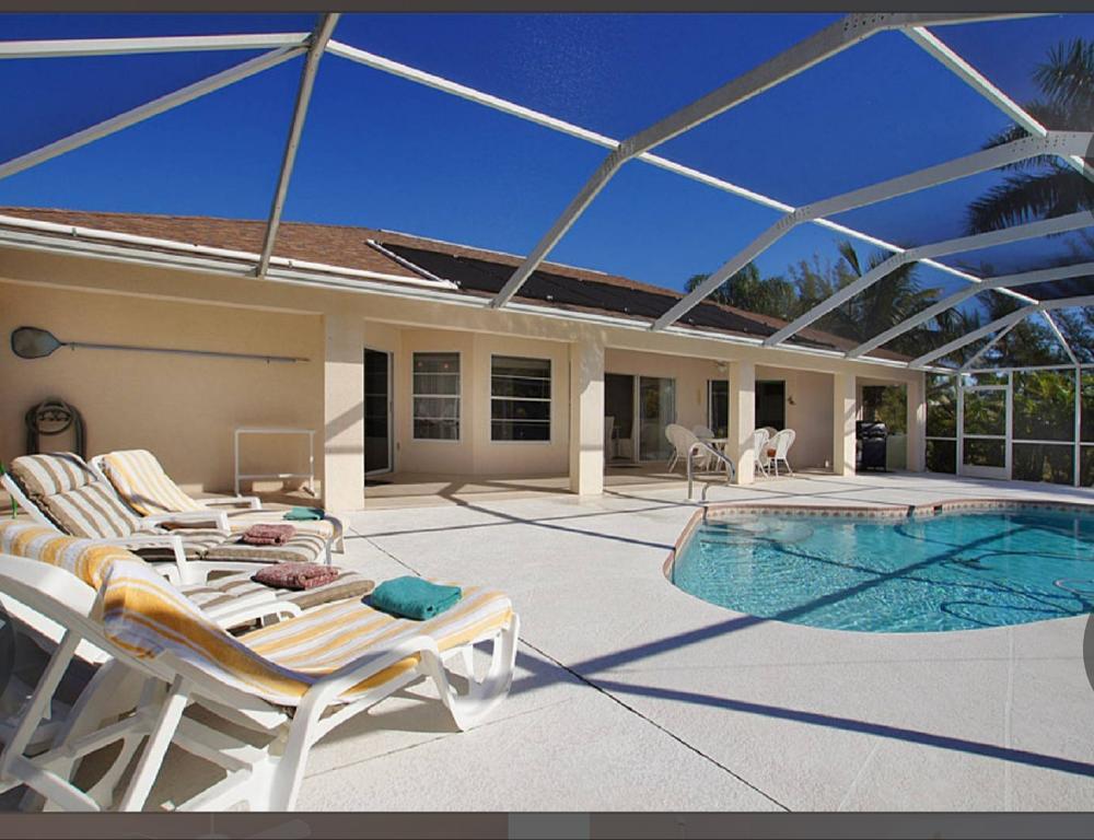 Villa 255 Cape Coral Ferienh 228 User Mieten Kaufen In
