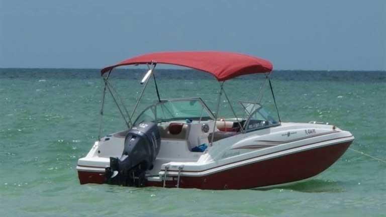 20 ft. Deckboot Hurricane